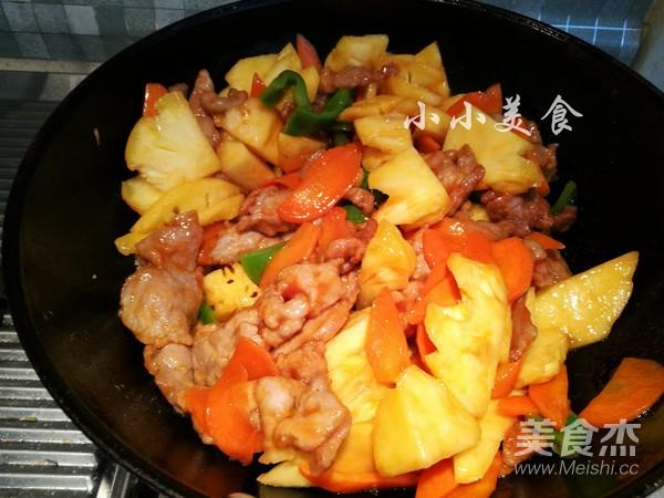 菠萝咕咾肉怎样做
