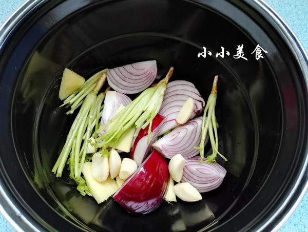 酱羊肉:冬令补品、肉香扑鼻的步骤