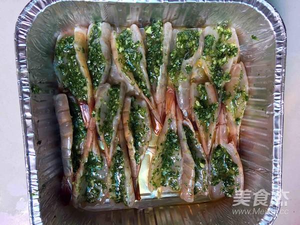 意式烤明虾的简单做法