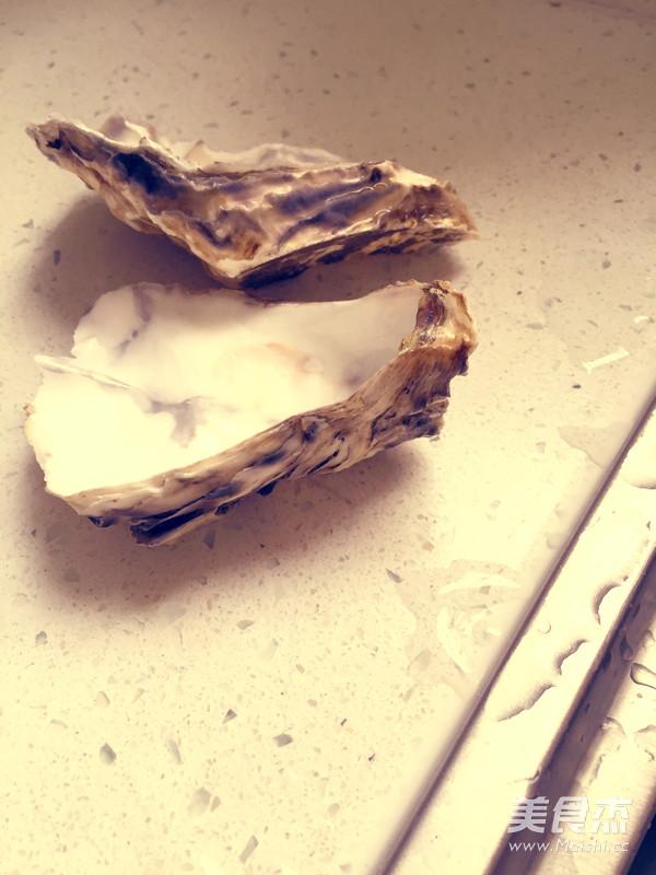 粉丝蒸生蚝的简单做法