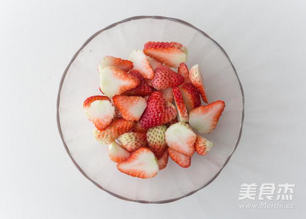 简易草莓派的家常做法