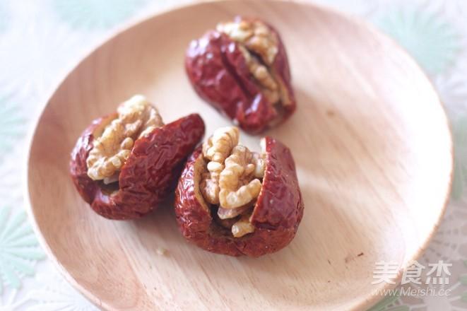 红枣核桃可可麻薯软欧怎么做