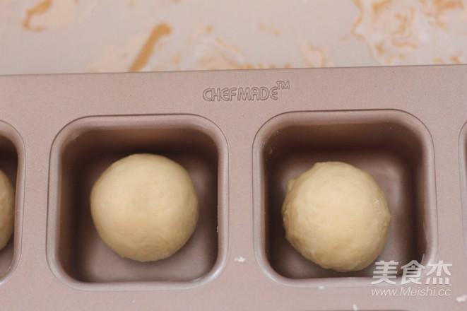 萌仔牛奶小面包怎么做
