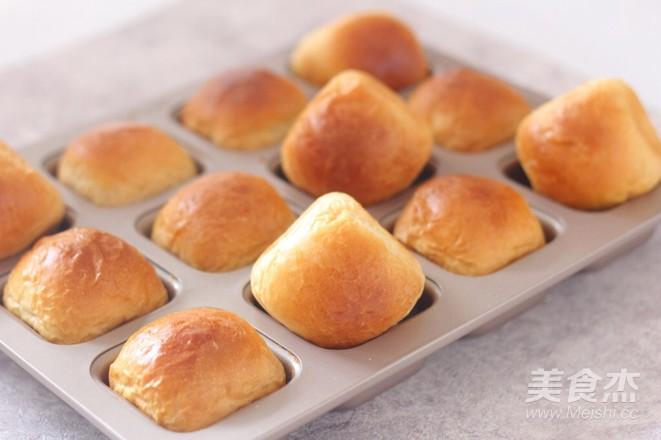 萌仔牛奶小面包怎样做
