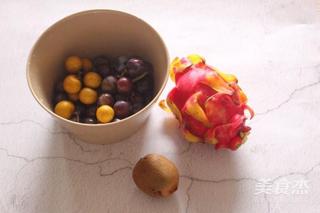 柠檬蜂蜜水果杯的做法大全