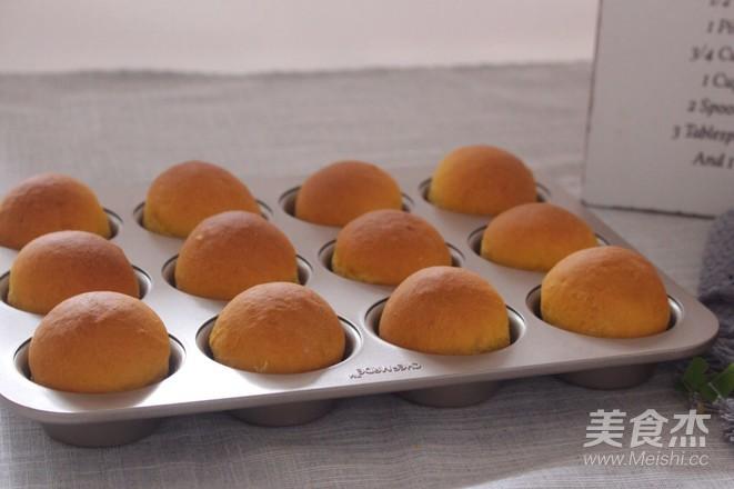 胡萝卜小面包怎样做