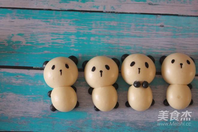 熊猫馒头怎样炖