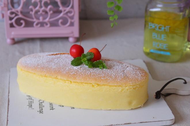 轻乳酪蛋糕的制作方法