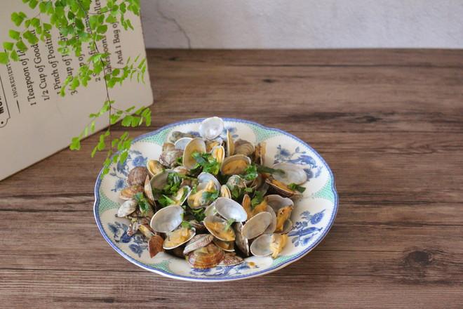 香炒蛤蜊怎样做