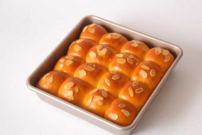 杏仁挤挤面包怎样炒