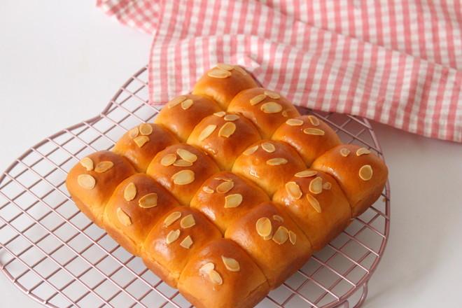 杏仁挤挤面包怎样煮