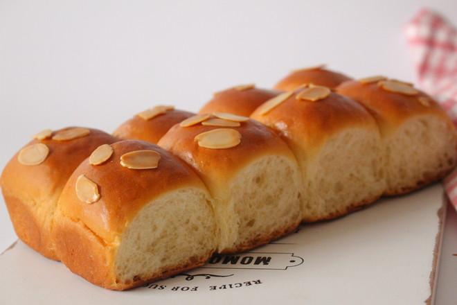 杏仁挤挤面包的制作方法