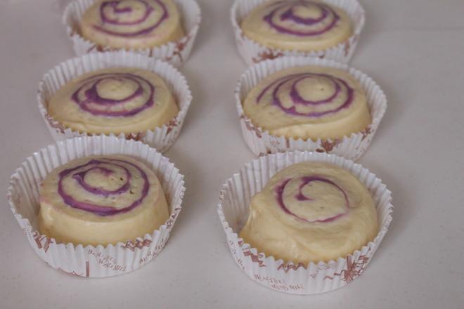 香芋紫薯面包卷怎样做