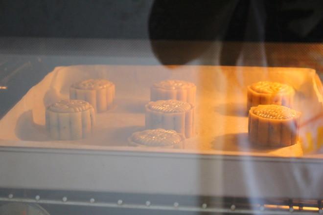传统五仁月饼的制作大全