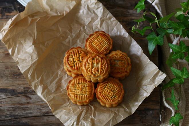 传统五仁月饼的做法大全