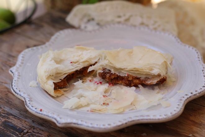 玫瑰酥饼的做法大全