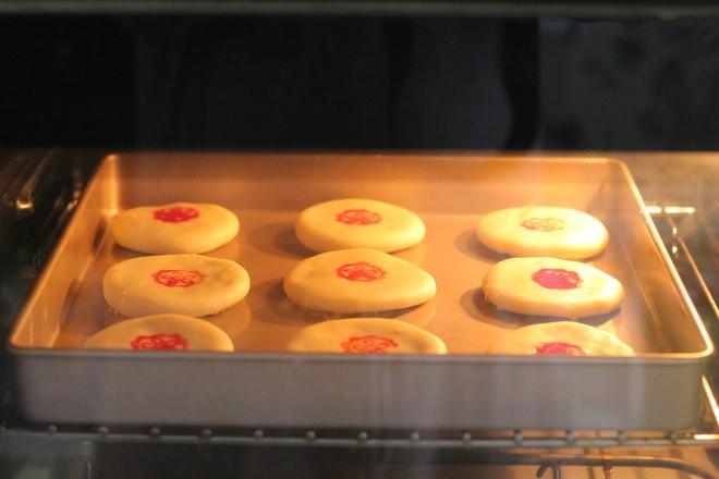 酥皮五仁月饼的制作