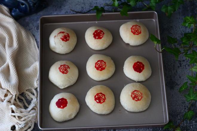 酥皮五仁月饼的制作方法