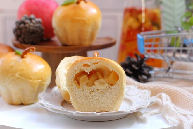 小苹果面包的做法大全