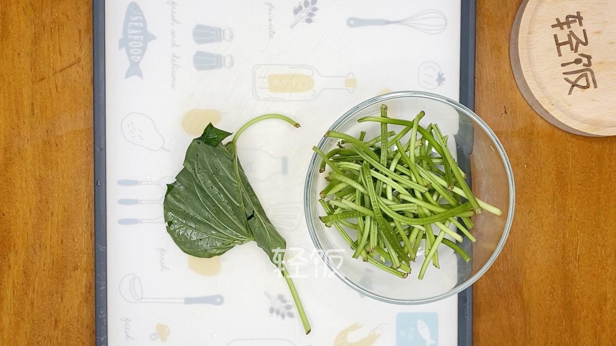 """清炒红薯叶丨它是""""蔬菜皇后""""!最该吃的蔬菜就是它!的做法图解"""