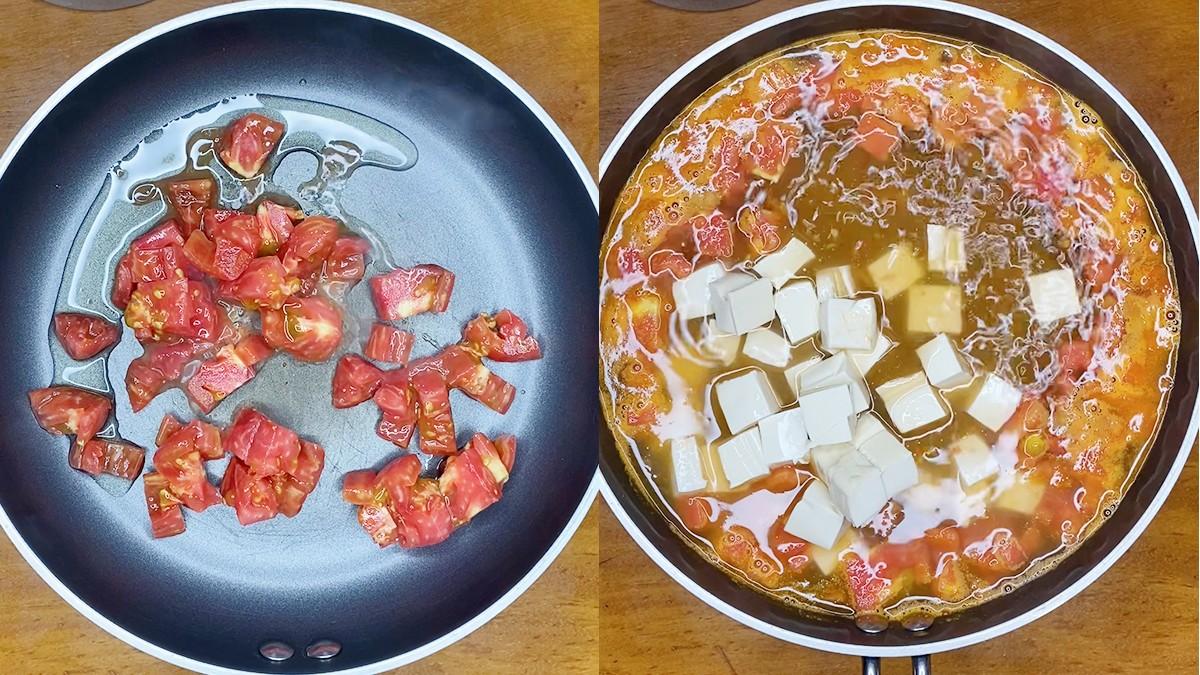 菌菇时蔬汤丨汤鲜香清爽,入味但不油腻。怎么吃
