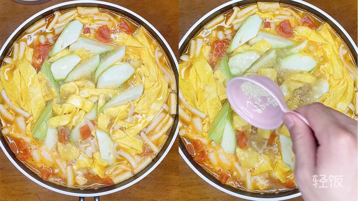 菌菇时蔬汤丨汤鲜香清爽,入味但不油腻。怎么做