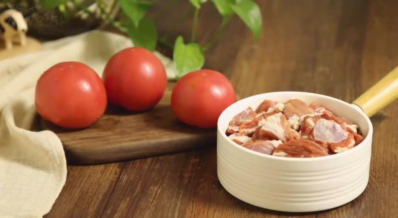 西红柿牛腩的做法大全