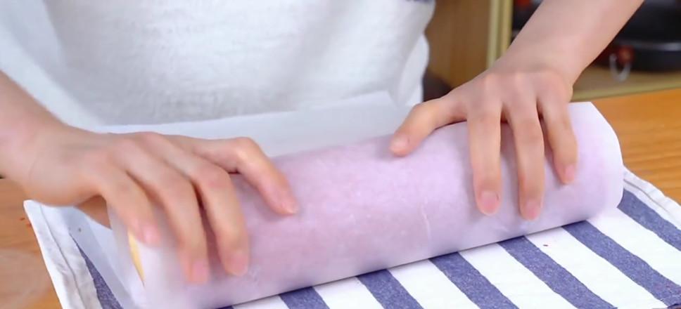红丝绒旋风蛋糕卷的做法大全