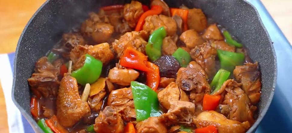 黄焖鸡怎么煮