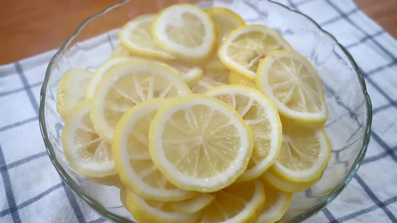 柠檬蜜饯的步骤