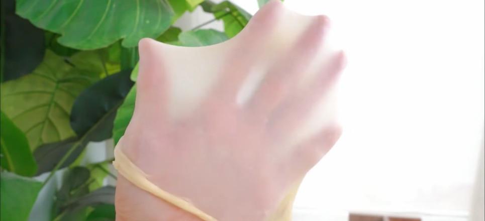 蔓越莓椰蓉吐司的简单做法