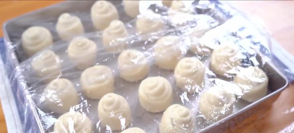 蜂蜜脆皮小面包的制作方法