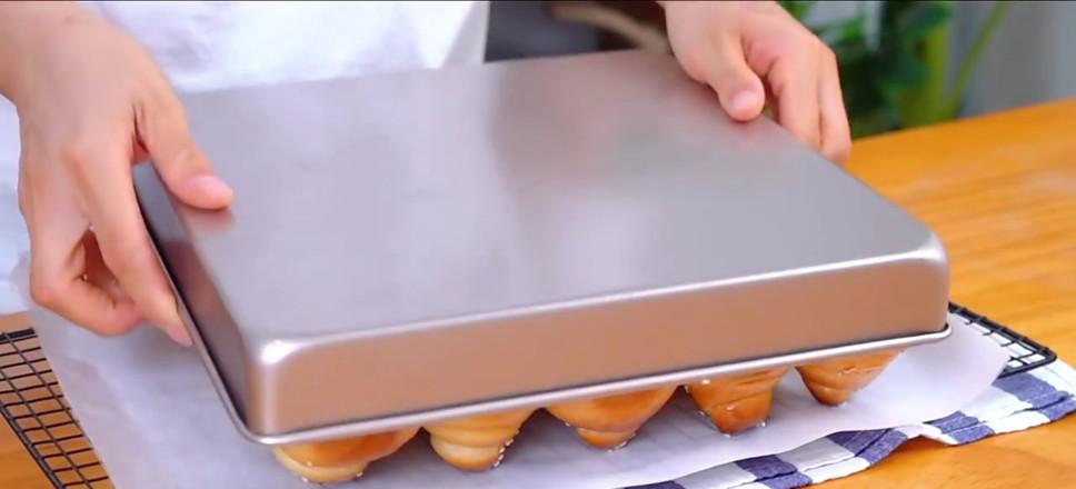 蜂蜜脆皮小面包的做法大全