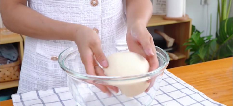 紫薯吐司面包怎么做
