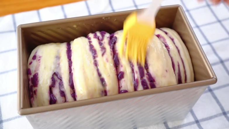 紫薯吐司面包的做法大全
