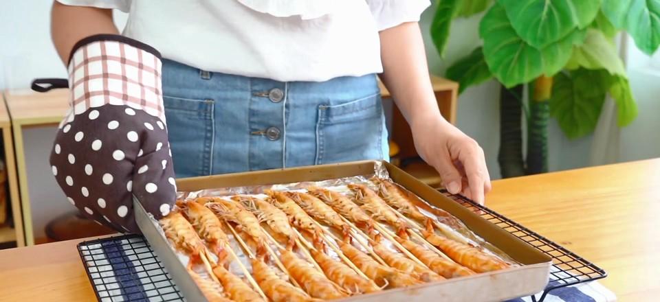 意大利风味烤虾怎么炒