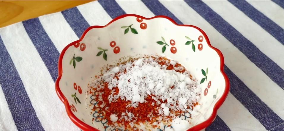 香辣烤藕片的家常做法