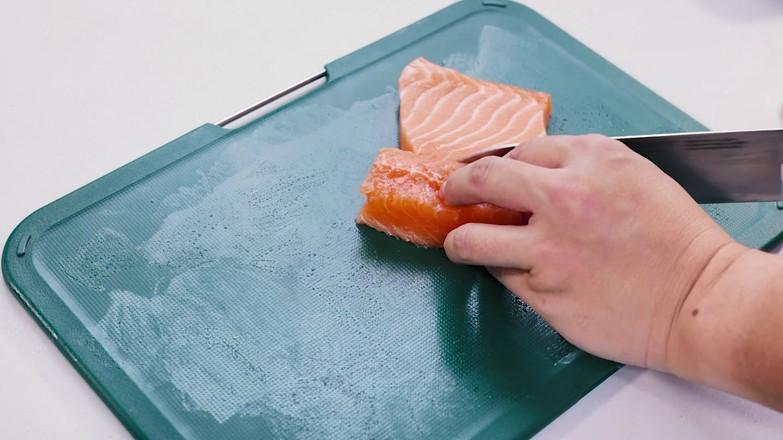 蜜汁三文鱼的做法大全