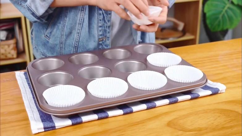 纸杯酸奶蛋糕的做法大全