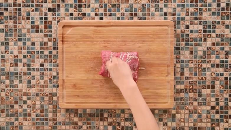 烤牛肉的做法图解