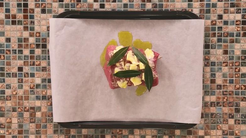 烤牛肉的简单做法