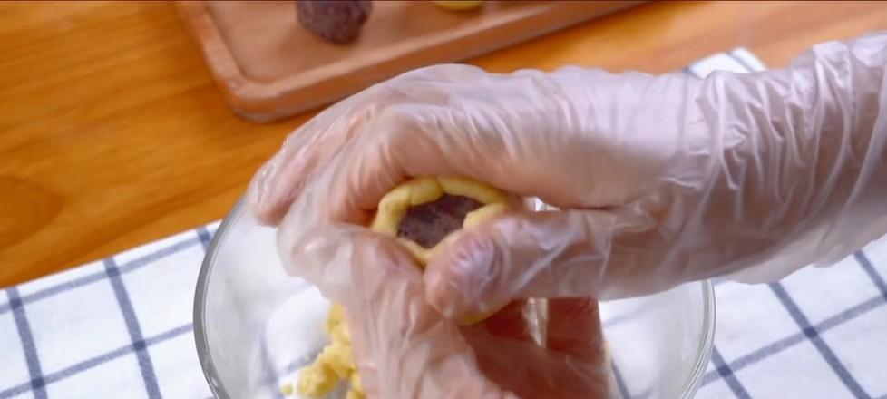 红豆酥怎样做