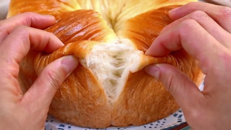 毛线球面包成品图