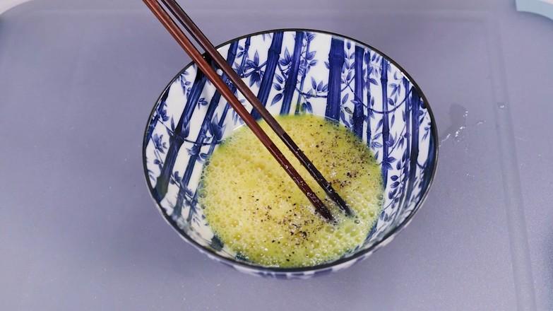 空气炸锅版韭菜炒鸡蛋的做法图解