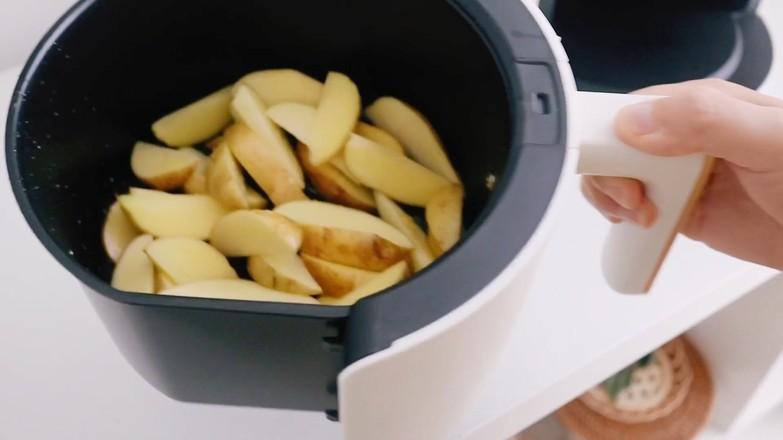 麦当劳薯角的简单做法