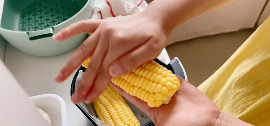 美式烤玉米的做法图解
