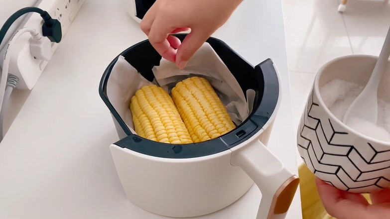 美式烤玉米的家常做法