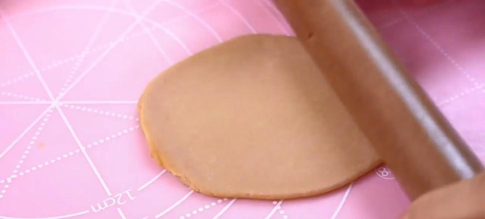 红糖肚脐饼怎么炒
