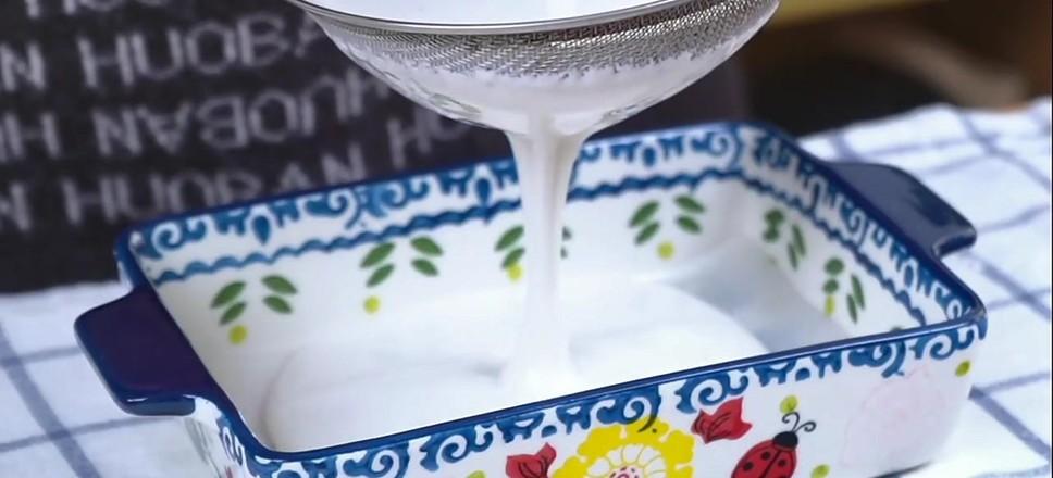 藕粉桂花糕的家常做法