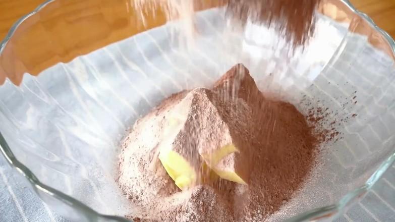 巧克力饼干的做法大全